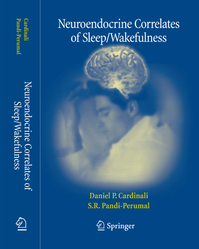 Neuroendocrine correlates of sleep-wakefulness