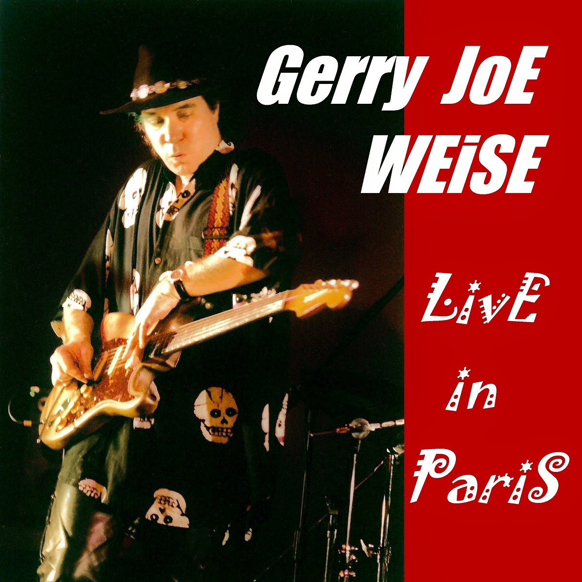 Live in Paris, 1994 album