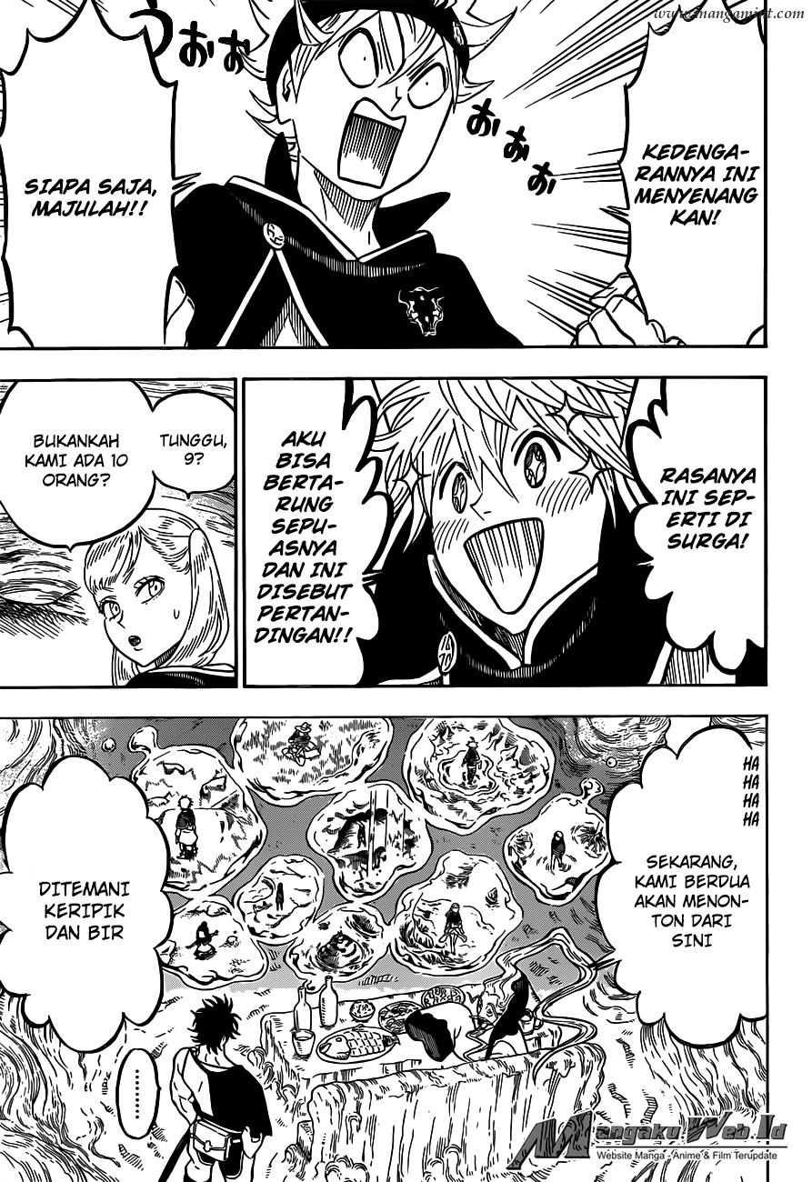 Manga Black Clover Chapter 60 Bahasa Indonesia