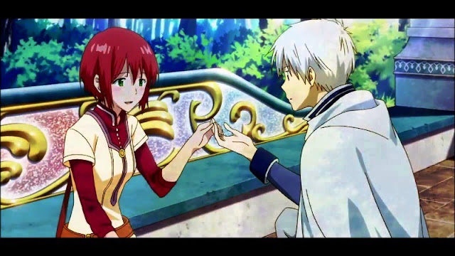 Rekomendasi Anime Fantasy - Romance