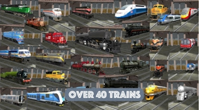Train Sim Pro Apk Full Terbaru Gratis
