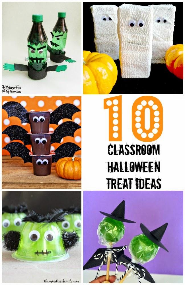 Halloween skull headstone craft poofy cheeks for Easy fun halloween treats for school