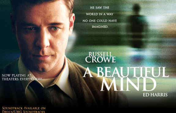 the cast of a beautiful mind