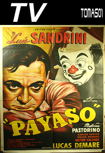 Payaso (1952) TVRip