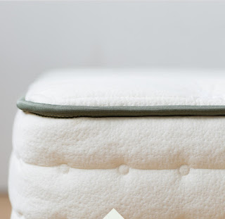 Sustainable, ethical Avocado Green Mattress
