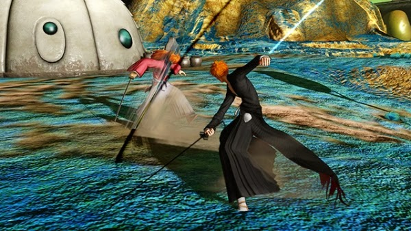 J-Stars Victory Vs, Shounen, Jump, Weekly Shounen Jump, Anime collaboration, games, PS3, Playable Characters, Screenshot, Kenshin, Ichigo