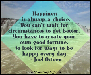 Choosing Happiness quote