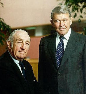 "Pendiri HP ""Bill Hewlett dan Dave Packard"""