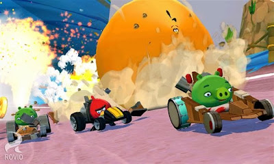 Angry Birds Go! for Android, BlackBerry 10, iPad, iPhone and Windows Phone