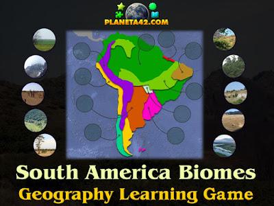 South America Biomes