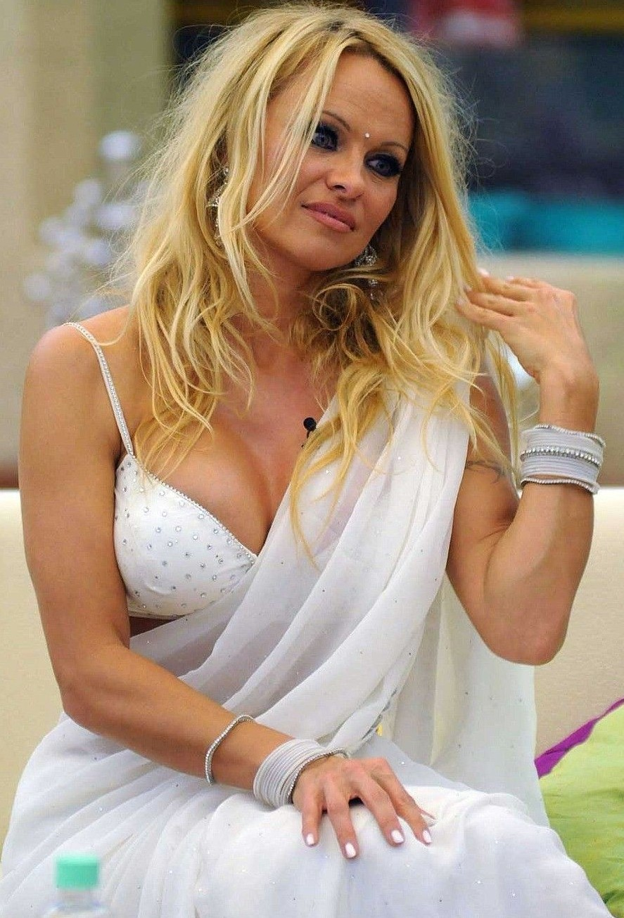 Hollywood All Stars Pamela Anderson Hot Pictures In 2012-3508