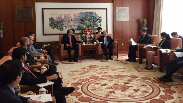Venezuela y China amplían cooperación en varias materias