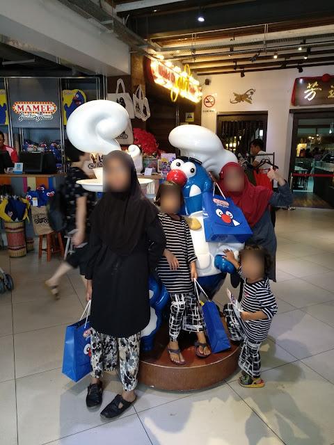 Cuti best di Mamee Jonker House, Melaka
