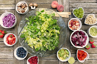 salad 2756467 960 720 - 5 Homemade Beauty tips for Clear Skin