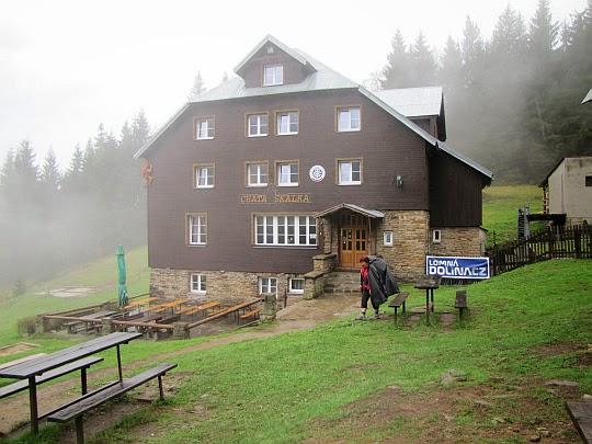 Chata Skalka (910 m n.p.m.).