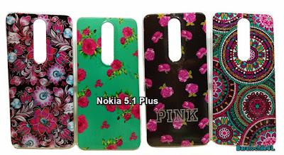 Carcasa mujer Nokia 5.1 Plus