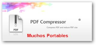 PDF Compressor Portable