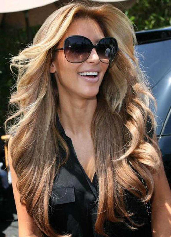Kourtney Ombre Hair | Rachael Edwards