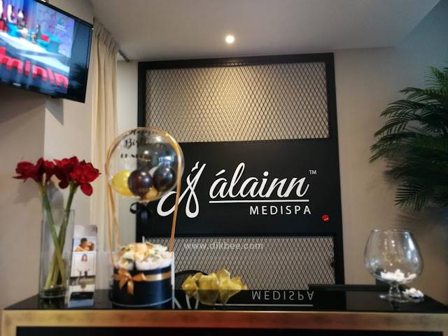 Cawangan Baru Alainn MediSpa Di Menara Felda Kuala Lumpur