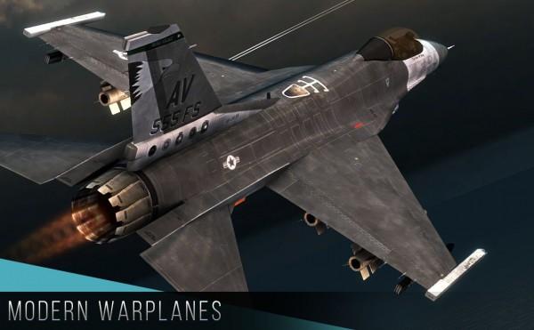 vModern Warplanes