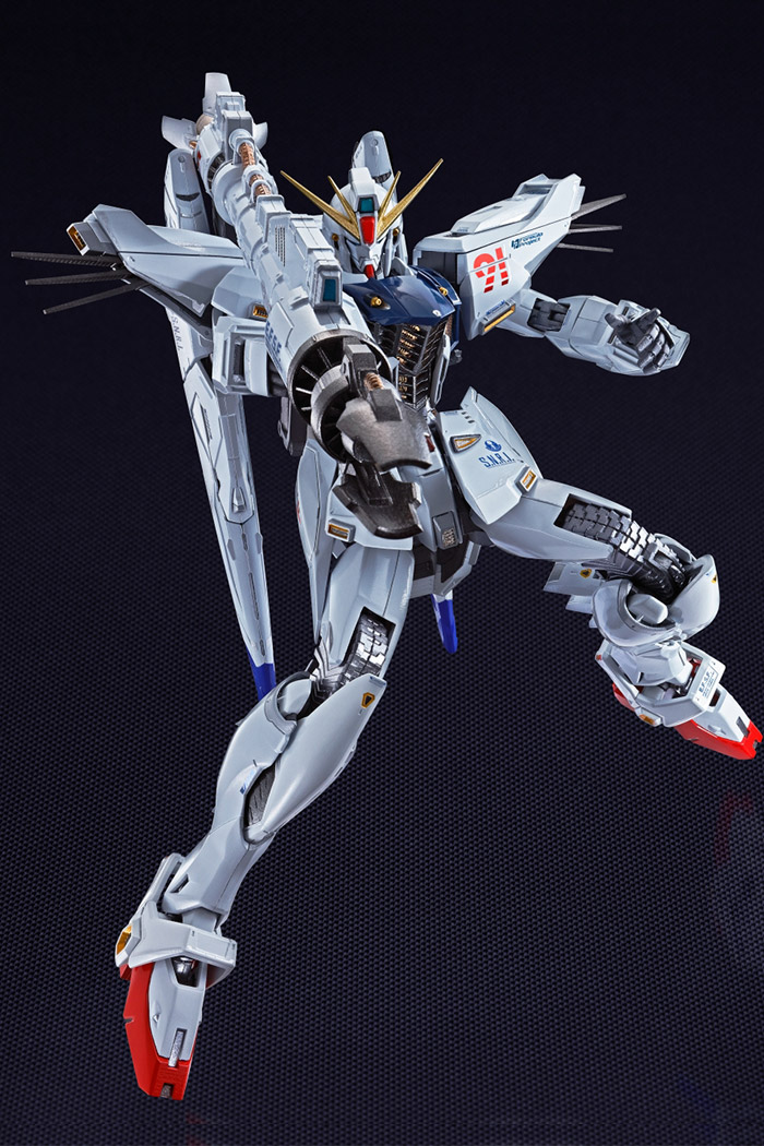 Metal Build: 1/100 Gundam F91 - Release Info