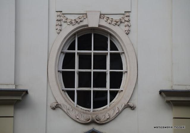 okno Warszawa Warsaw architektura Powiśle kamienica Czerwiński okres międzywojenny Domostwo