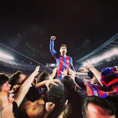 Messi-selebrasi-di-liga-champions