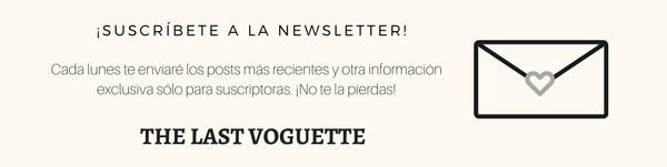 ¡Suscríbete a la newsletter!
