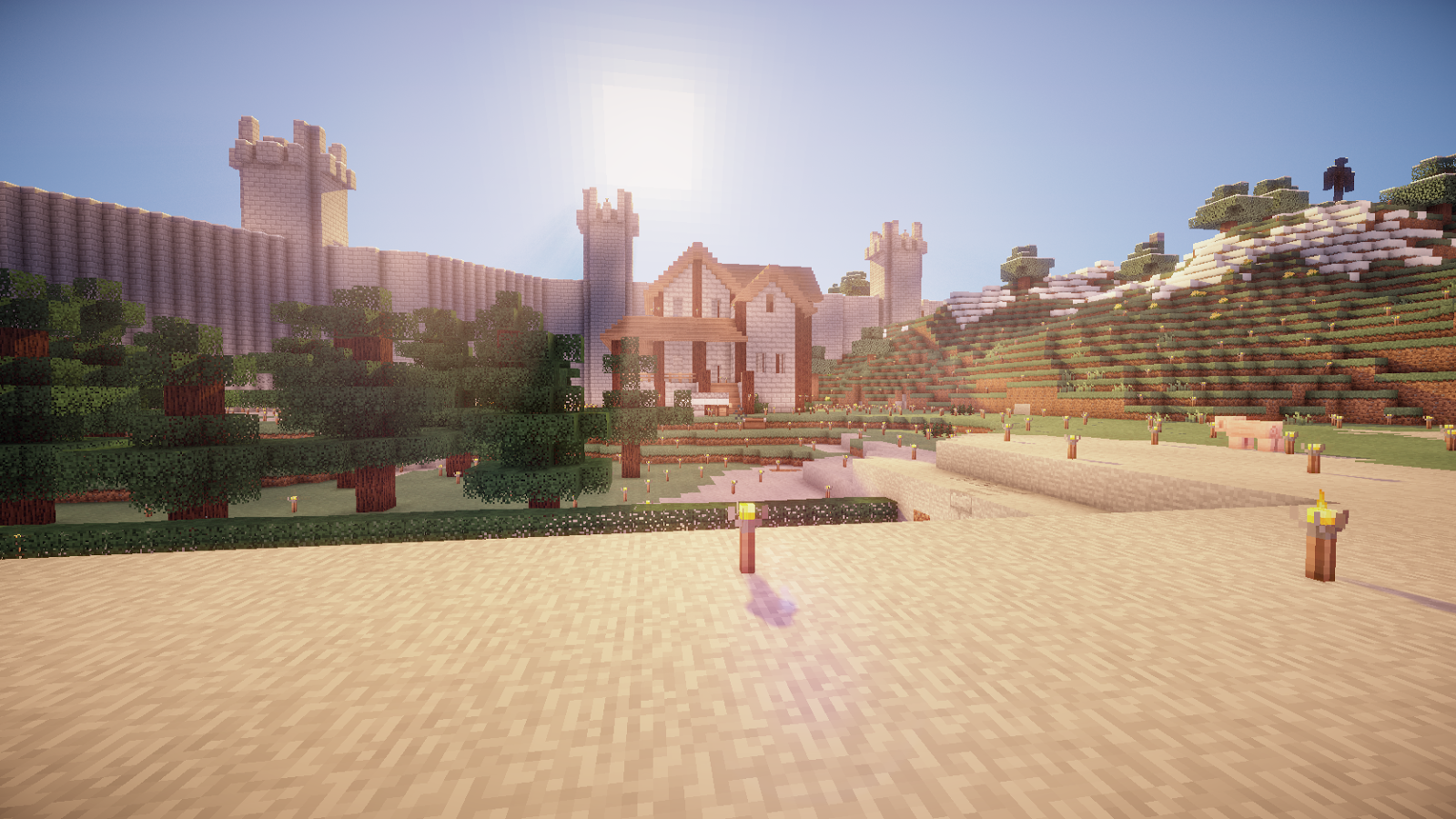 Guest Post: 24's Complete 2b2t Survival Guide   The 2b2t Blog