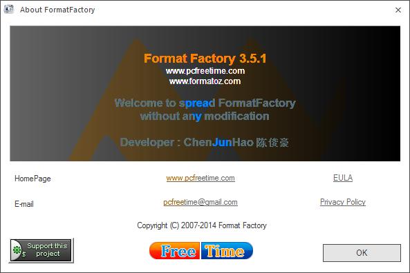 Format Factory 3.5.1
