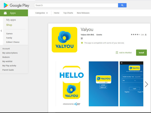 Fintech Valyou Caters Money Transfer to bKash Via Mobile App