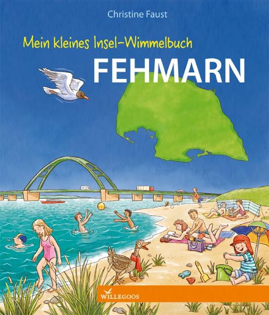 Das Bücherboot: Kinderbücher aus dem Norden. Das Insel-Wimmelbuch Fehmarn eignet sich super für Kleinkinder ab 2 Jahren.