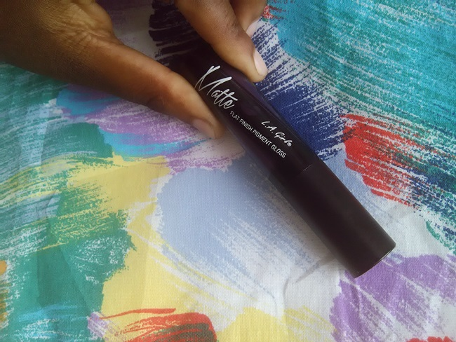 buy matte lip gloss in south africa, la girl matte lip gloss review