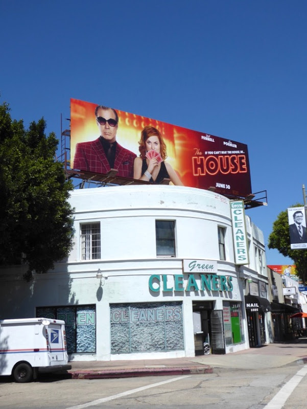 House film billboard