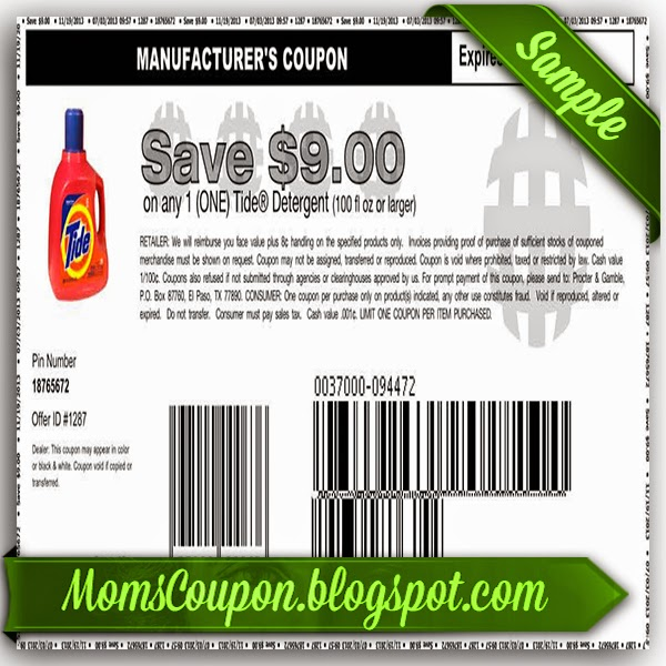 It is a graphic of Lively Printable Tide Coupons