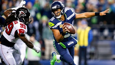 Seahawks can't overcome miscues; playoff chances take a hit with loss 2017