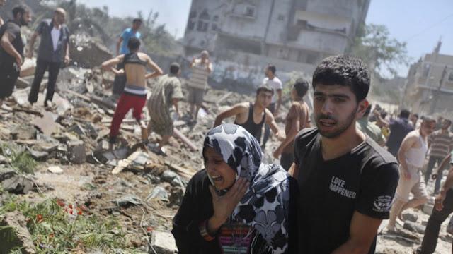 Kejahatan di Gaza Imbas dari Pernyataan AS