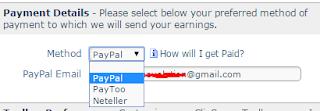 Cara pembayaran PTC Interlokal