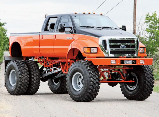 2017 Ford F650 Concept And Change - Ford References