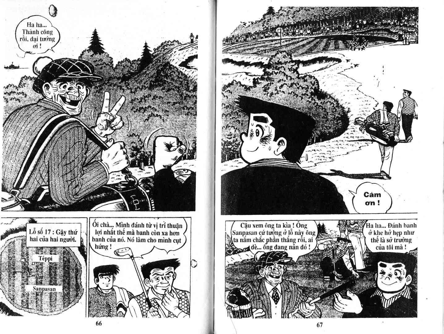 Ashita Tenki ni Naare chapter 52 trang 32