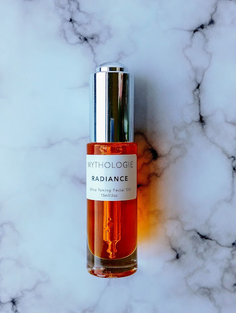 Skincare for the fall, Review of mythologie radiance organic nontoxic toning face oil at New York For beginners