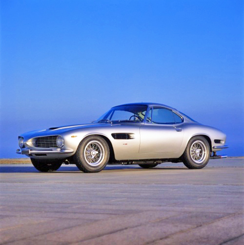1962 Ferrari 250 Gt: FAB WHEELS DIGEST (F.W.D.): 1962 Bertone Ferrari 250 GT SWB