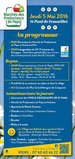 Le Printemps des échoppes à Saint Paul de Fenouillet