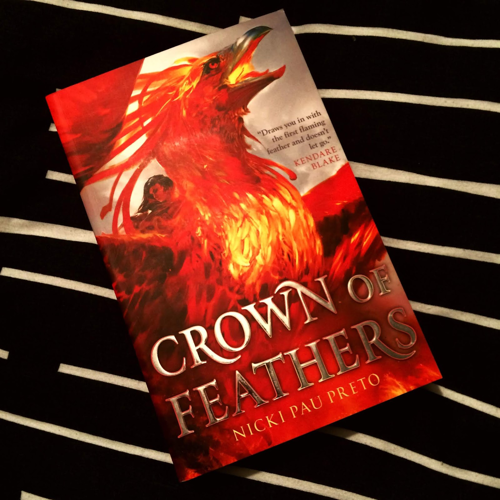 Crown of Feathers by Nicki Pau Preto
