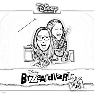 Bizaardvark para colorear | Dibujos de bizaardvark