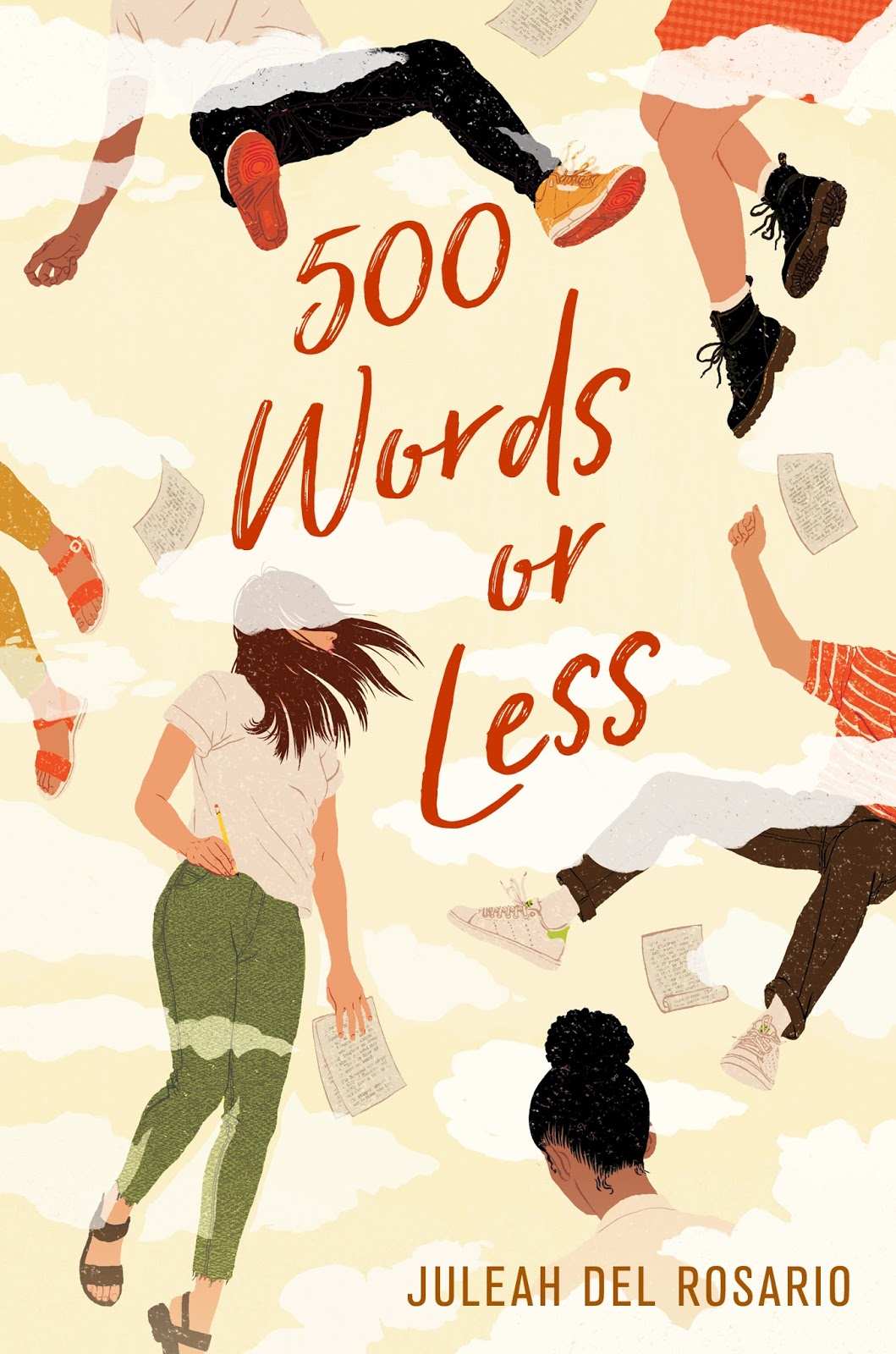500 Words or Less by Juleah Dos Rosario