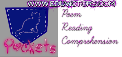 CBSE Class 6 English Grammar - Reading Comprehension - Unseen Poem-5 (#cbseNotes)