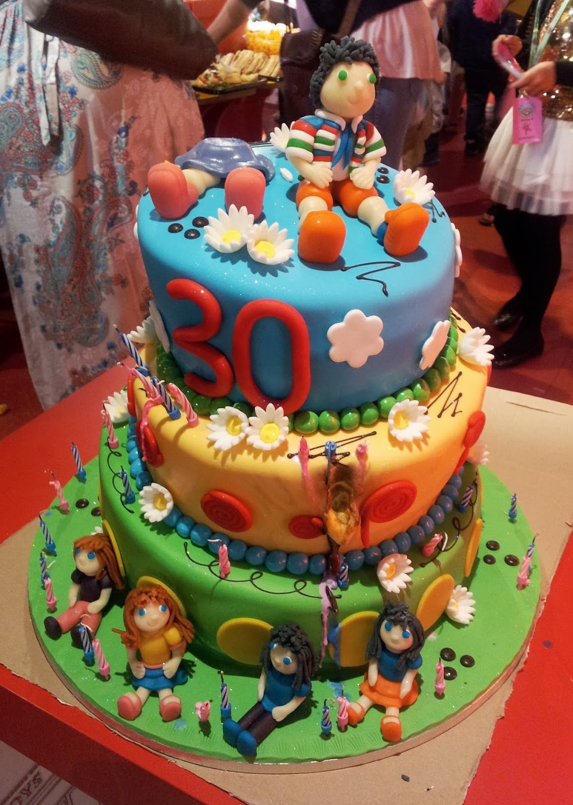 , Cabbage Patch Kids 30th Birthday Party #CPKParty