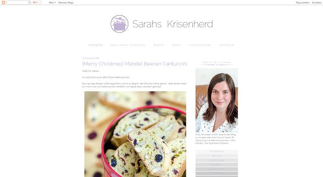 Relaunch Sarahs Krisenherd