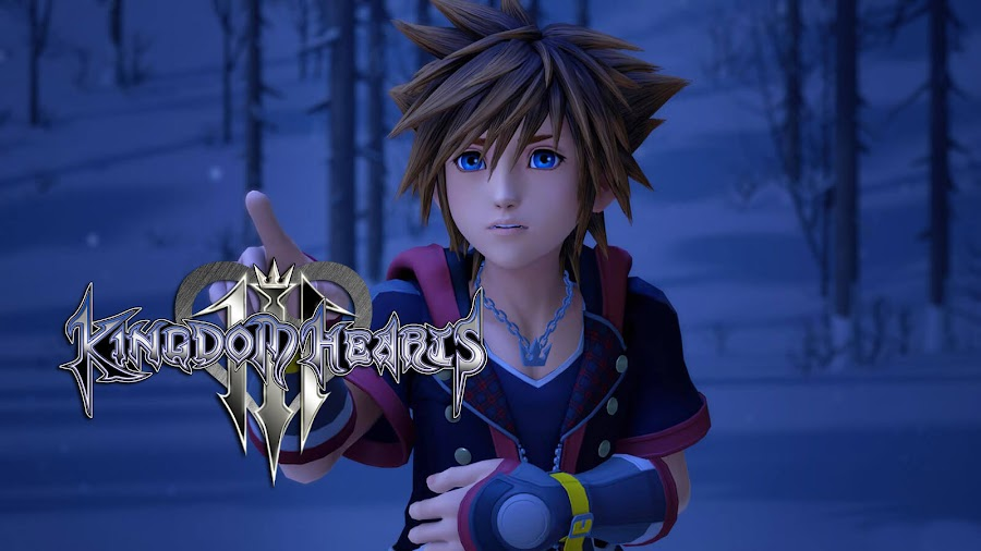 kingdom hearts 3 playstation 4 xbox one